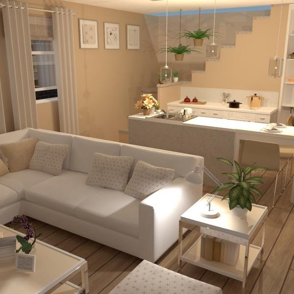 fotos wohnung dekor wohnzimmer küche beleuchtung ideen