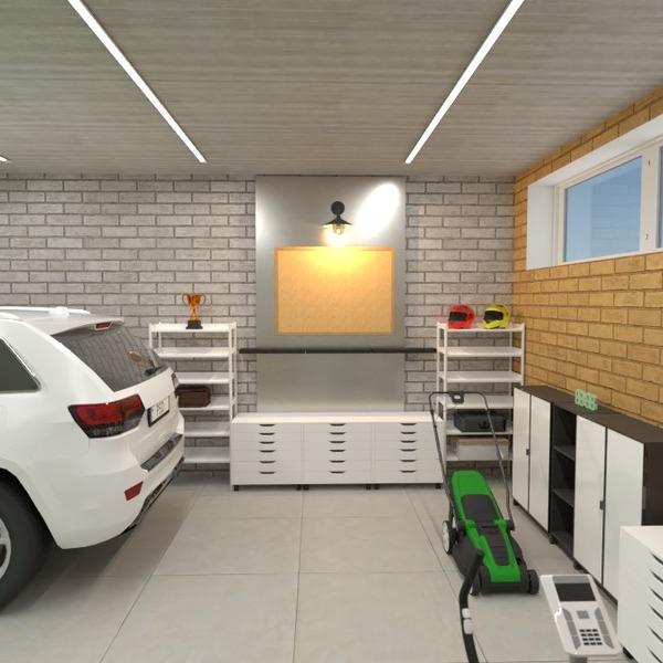 photos garage espace de rangement idées