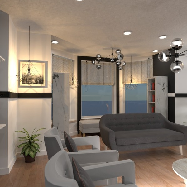 foto arredamento decorazioni saggiorno illuminazione vano scale idee