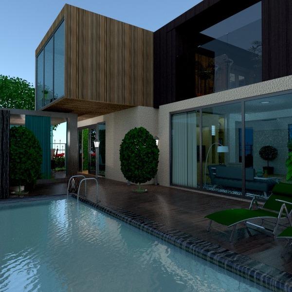 photos house terrace decor diy outdoor lighting ideas