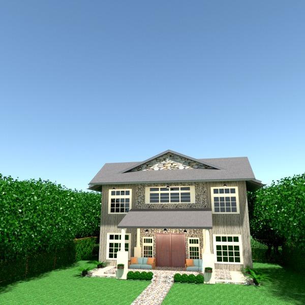 nuotraukos namas terasa baldai dekoras eksterjeras kraštovaizdis аrchitektūra prieškambaris idėjos