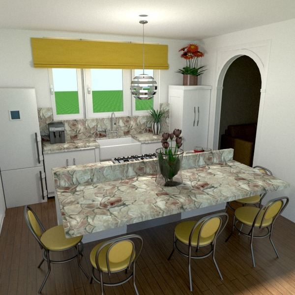 zdjęcia mieszkanie dom meble wystrój wnętrz kuchnia jadalnia architektura pomysły