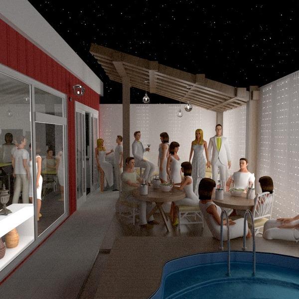 photos maison terrasse eclairage paysage idées