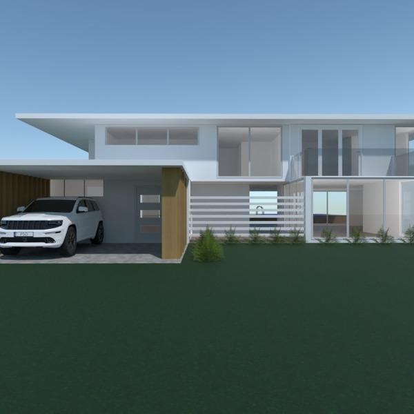 nuotraukos namas eksterjeras apšvietimas аrchitektūra idėjos
