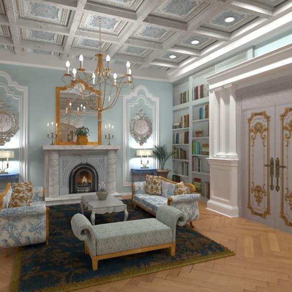 photos appartement décoration salon eclairage salle à manger idées