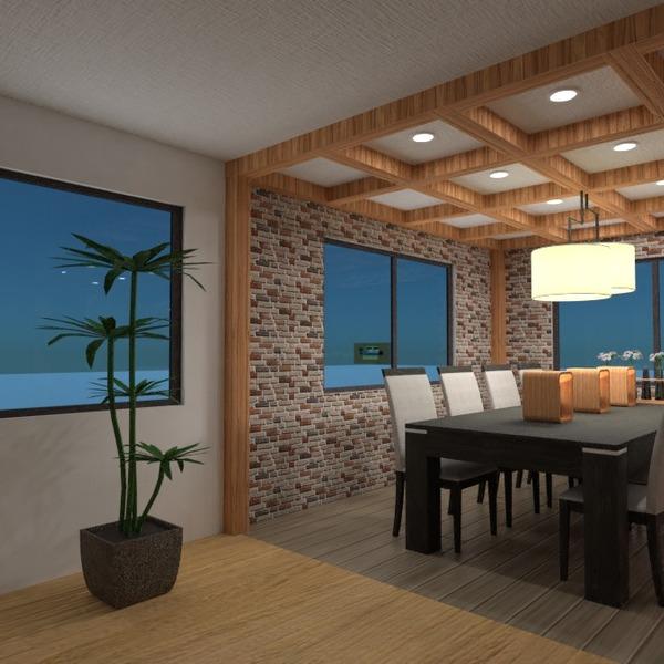 zdjęcia dom meble wystrój wnętrz oświetlenie jadalnia pomysły