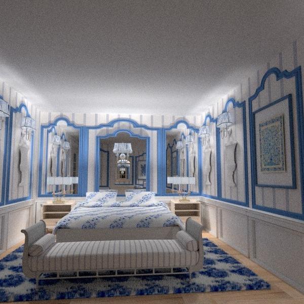 fotos decoração dormitório iluminação ideias