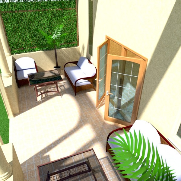 photos house terrace furniture outdoor ideas