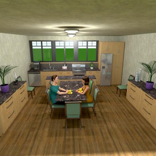 zdjęcia mieszkanie dom meble wystrój wnętrz kuchnia jadalnia pomysły