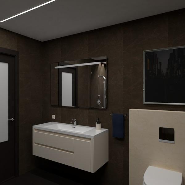 foto appartamento casa arredamento bagno illuminazione idee