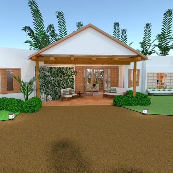 foto casa veranda esterno paesaggio architettura idee