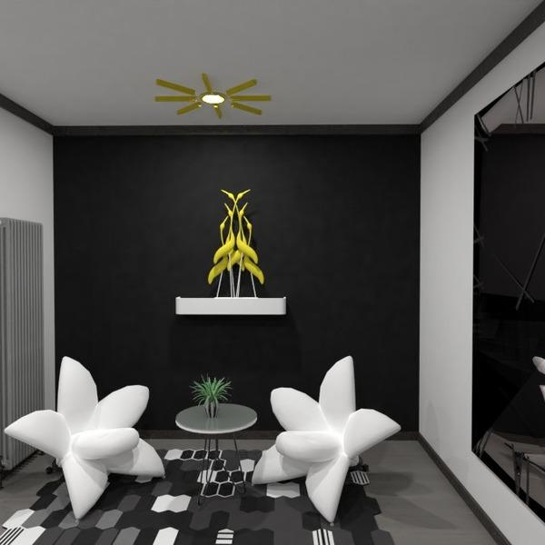 zdjęcia wystrój wnętrz biuro mieszkanie typu studio pomysły