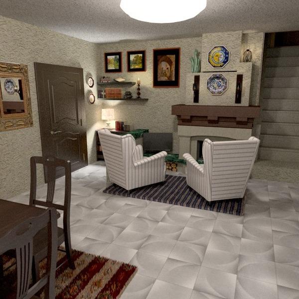 zdjęcia mieszkanie meble wystrój wnętrz pokój dzienny jadalnia pomysły