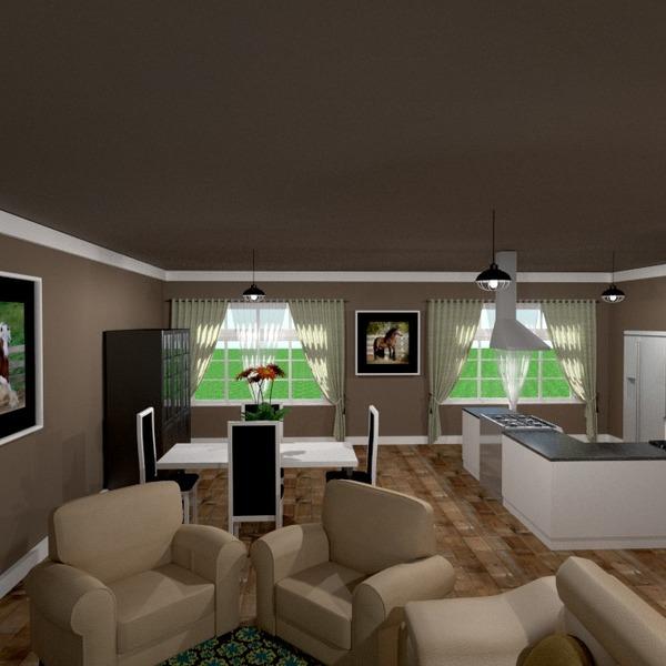 zdjęcia mieszkanie dom meble wystrój wnętrz pokój dzienny kuchnia jadalnia architektura przechowywanie pomysły