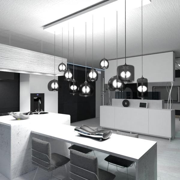 photos cuisine eclairage rénovation salle à manger architecture idées