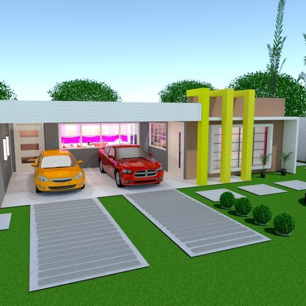 foto veranda angolo fai-da-te garage paesaggio architettura idee