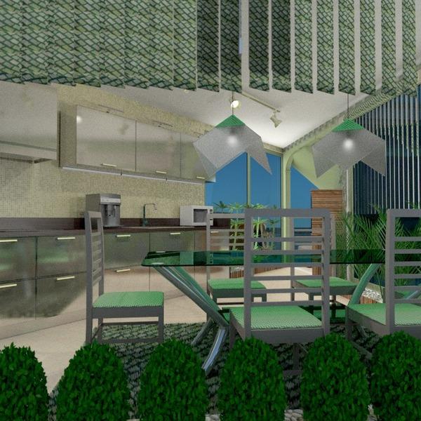 photos appartement meubles cuisine eclairage idées