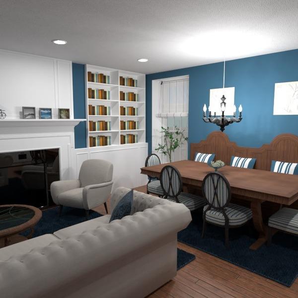 fotos apartamento casa mobílias quarto sala de jantar ideias