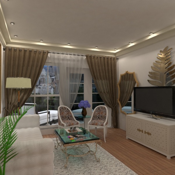 идеи квартира дом декор гостиная кухня освещение идеи