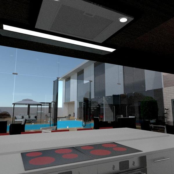 zdjęcia dom taras wystrój wnętrz zrób to sam kuchnia na zewnątrz oświetlenie architektura wejście pomysły