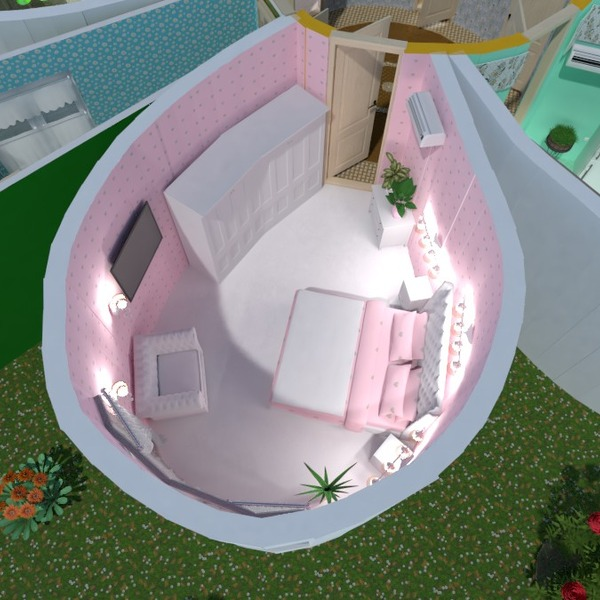 fotos casa decoração quarto infantil iluminação ideias