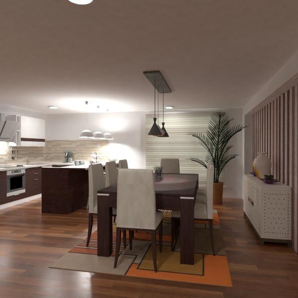 nuotraukos dekoras virtuvė valgomasis idėjos