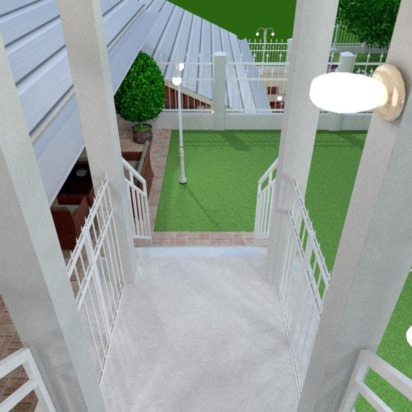 fotos casa varanda inferior iluminação patamar ideias