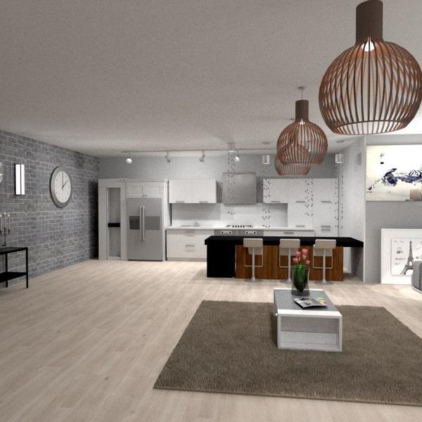 fotos dekor wohnzimmer küche lagerraum, abstellraum studio ideen
