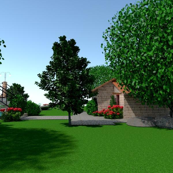 идеи дом терраса улица ландшафтный дизайн идеи