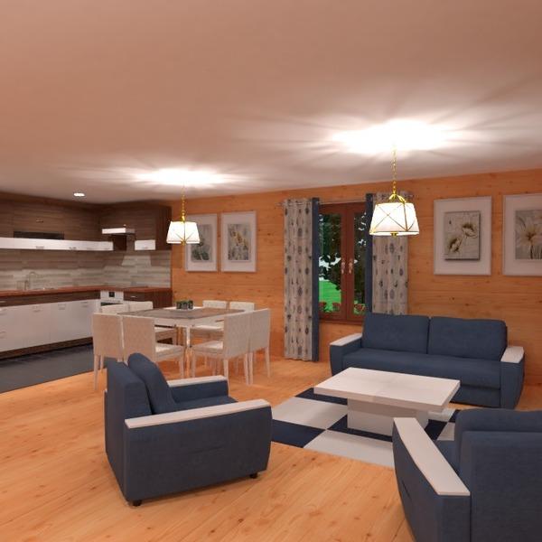 идеи мебель декор гостиная столовая идеи