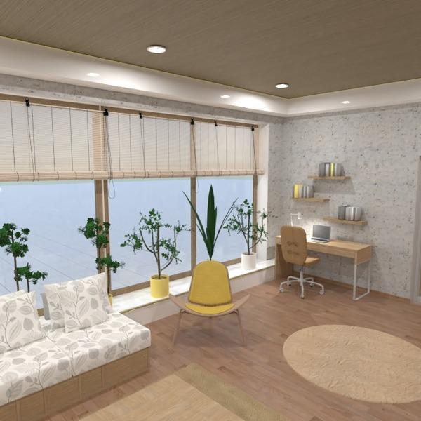 fotos apartamento mobílias quarto escritório ideias