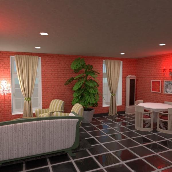 zdjęcia mieszkanie pokój dzienny kuchnia oświetlenie jadalnia pomysły