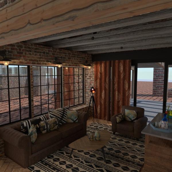 nuotraukos terasa svetainė idėjos