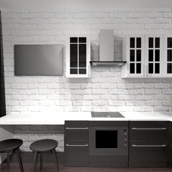 идеи квартира мебель декор гостиная кухня столовая студия идеи