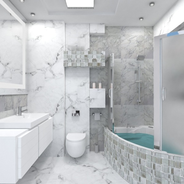 photos appartement maison salle de bains eclairage rénovation espace de rangement idées