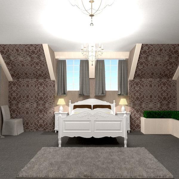 nuotraukos baldai dekoras miegamasis renovacija idėjos