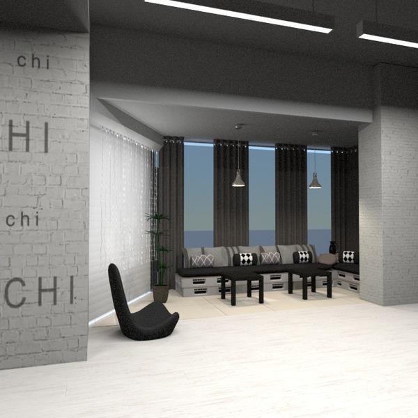 foto arredamento saggiorno studio illuminazione architettura idee