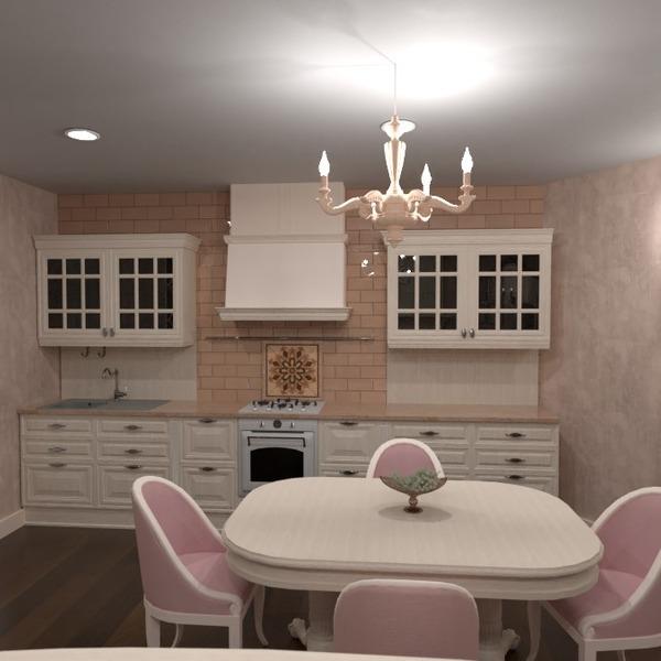 fotos apartamento decoração cozinha sala de jantar ideias
