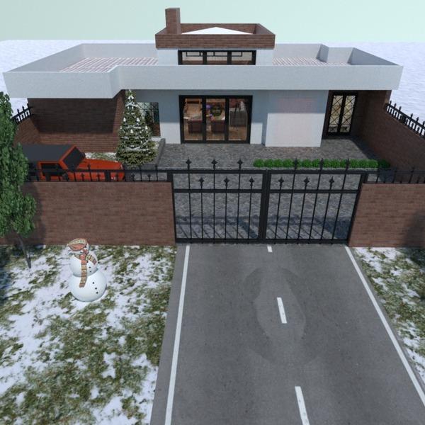 foto casa esterno paesaggio architettura idee