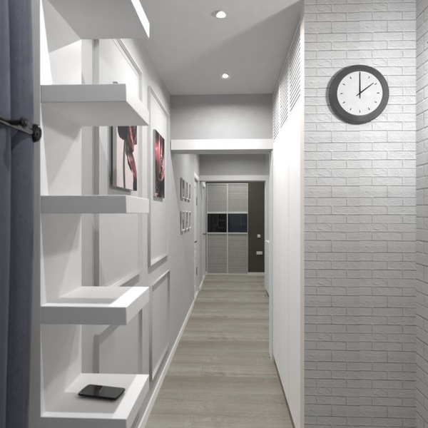 fotos apartamento mobílias decoração despensa patamar ideias