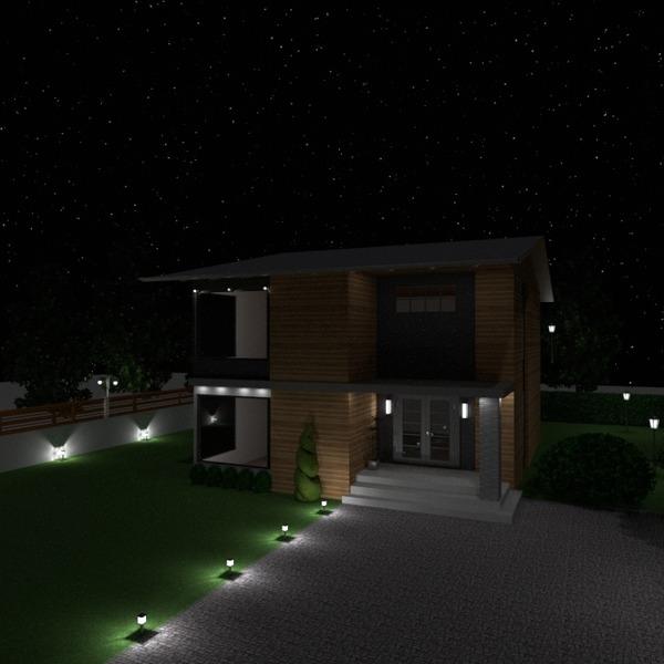 foto casa arredamento decorazioni esterno illuminazione paesaggio architettura vano scale idee
