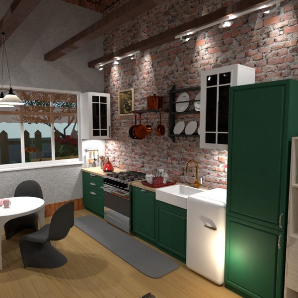 foto appartamento decorazioni cucina illuminazione idee