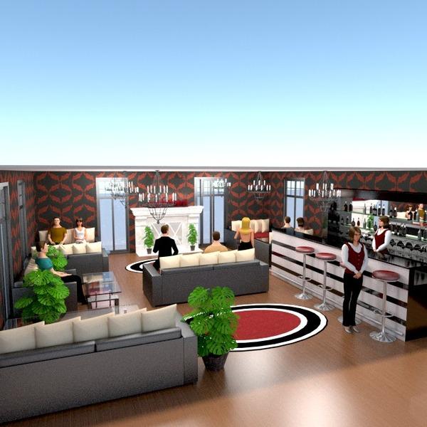 идеи дом мебель декор кафе столовая идеи
