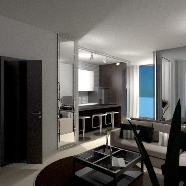 zdjęcia mieszkanie meble wystrój wnętrz zrób to sam sypialnia pokój dzienny kuchnia mieszkanie typu studio pomysły