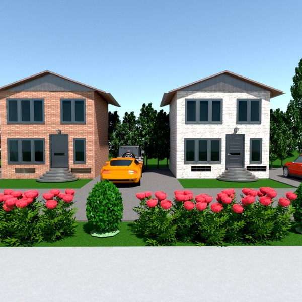 nuotraukos butas namas eksterjeras kraštovaizdis аrchitektūra idėjos