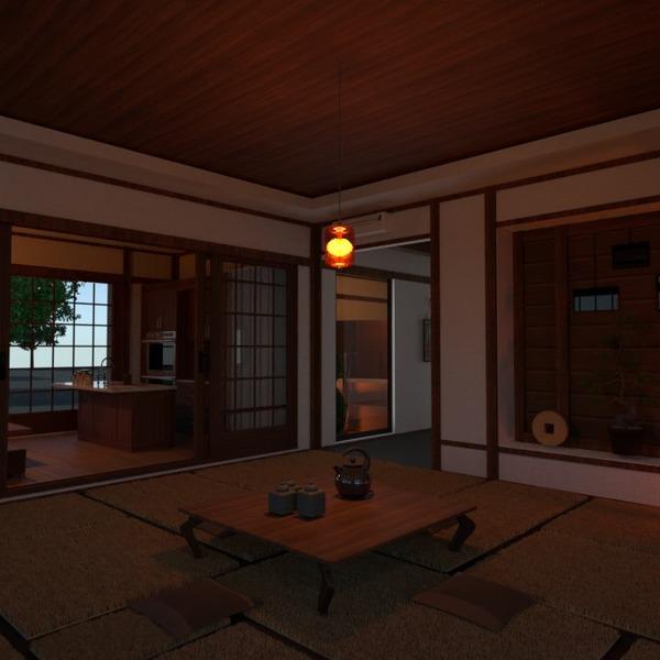 foto casa illuminazione architettura idee