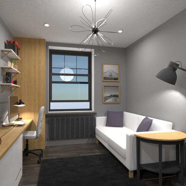 fotos escritório iluminação ideias