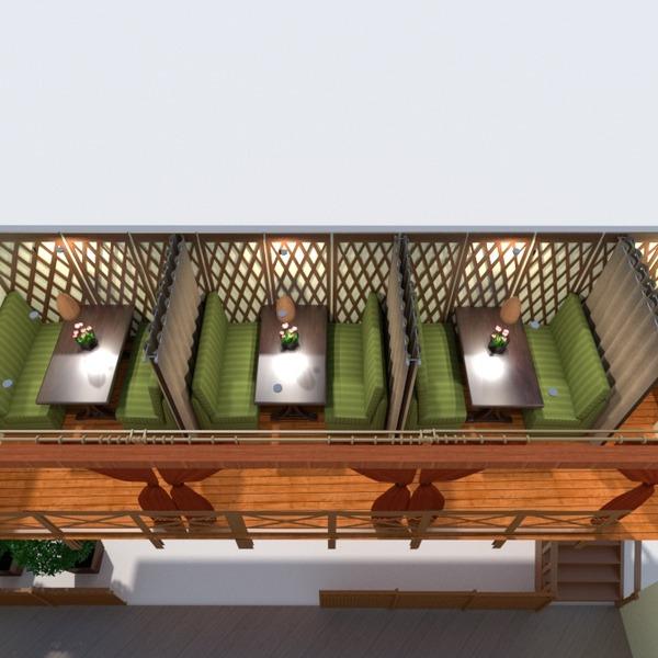 zdjęcia taras meble wystrój wnętrz zrób to sam pokój dzienny biuro oświetlenie remont kawiarnia jadalnia mieszkanie typu studio pomysły