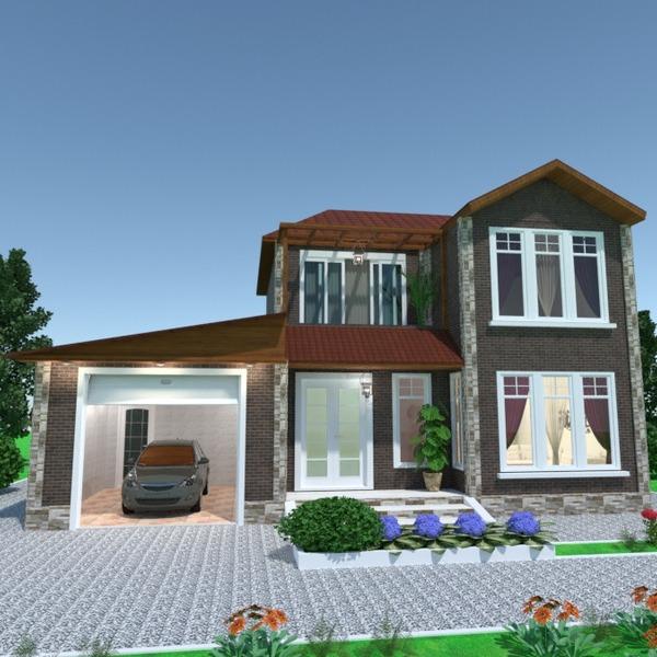 fotos casa varanda inferior mobílias decoração garagem área externa iluminação paisagismo arquitetura ideias