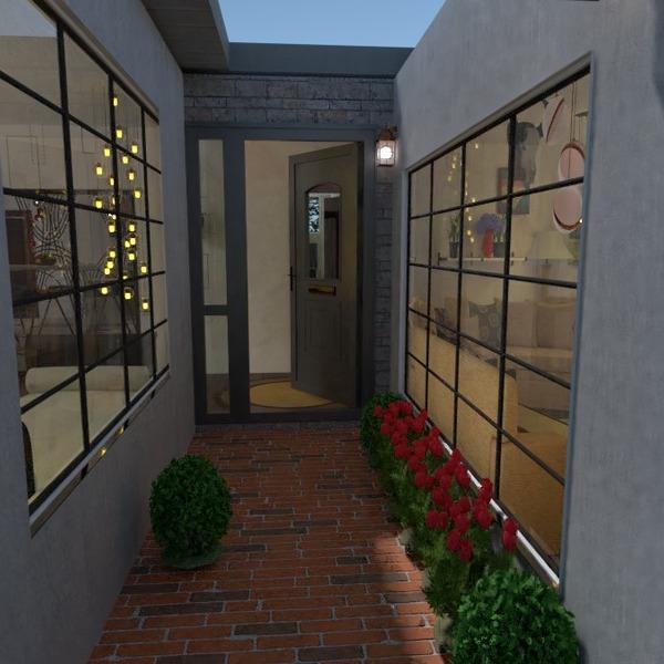 nuotraukos namas eksterjeras apšvietimas prieškambaris idėjos